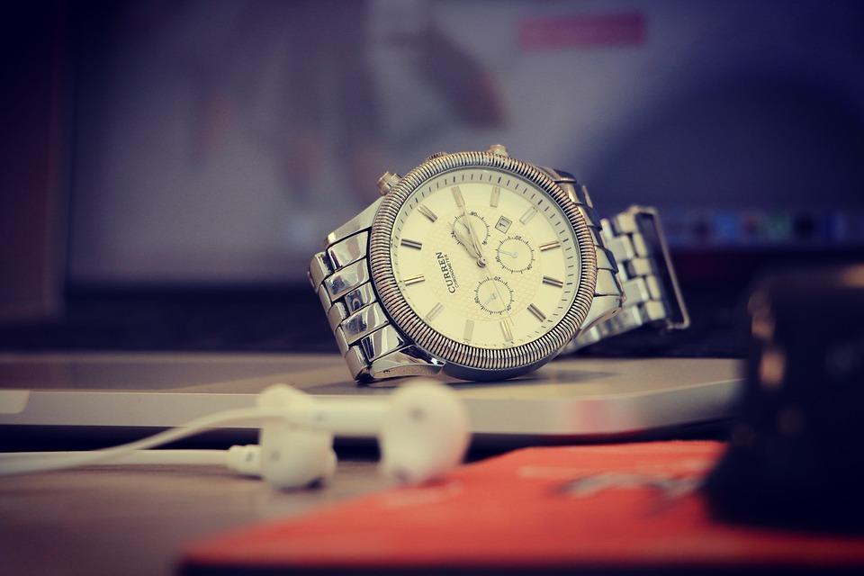 zegarek odliczający czas